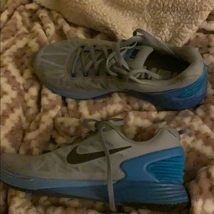 Nike's running shoes